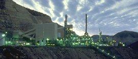 Un impianto di shale-oil