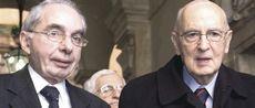 Amato e Napolitano