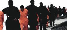 Isis in Libia, lo spettacolo dell'orrore