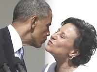 Penny Pritzker con Obama
