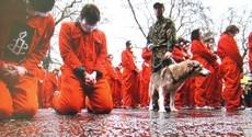 Proteste contro il lager Usa di Guantanamo
