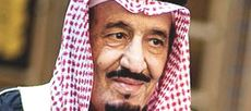 Salman, nuovo sovrano saudita