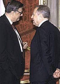 Andreatta e Ciampi