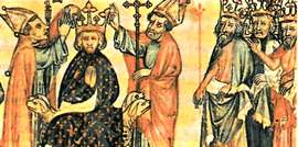 Carlo Magno, sottomissione del sovrano alla Chiesa