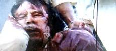 Gheddafi freddato dai ribelli