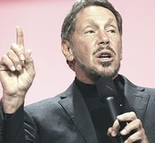 Larry Ellison, di Oracle