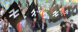 Neonazisti ucraini a Kiev