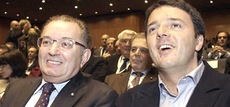 Renzi con Squinzi
