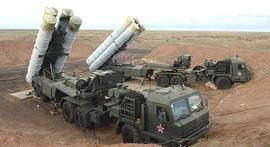 Batteria di missili anti-missile