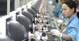 Cina, fabbrica