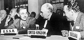 Keynes (Uk) a Bretton Woods