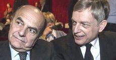 Bersani e Cuperlo, l'irrilevante sinistra Pd