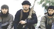 Al centro, Gulmurod Khalimov