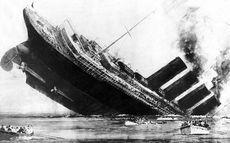 L'affondamento del Lusitania