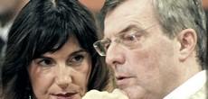 Raffaella Paita con Claudio Burlando