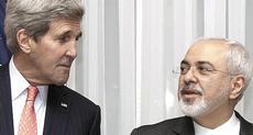 Kerry e Zarif