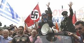 Proteste ad Atene contro la Germania