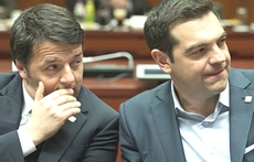 Renzi e Tsipras