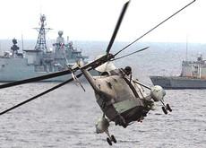 Elicottero flotta