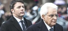 Renzi e Mattarella