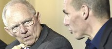 Schaeuble on Varoufakis
