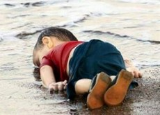 Aylan, il bambino siriano annegato in Turchia