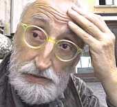 Lo scrittore Antonio Moresco