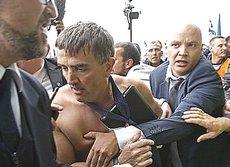 Air France, manager assalito dai dipendenti