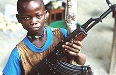 Bambino soldato, Repubblica Centrafricana