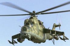 Elicottero d'assalto Mi-24