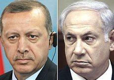 Erdogan e Netanyahu