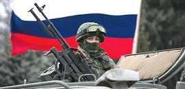 L'esercito russo in Crimea