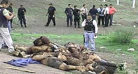 Messico, una strage dei Narcos