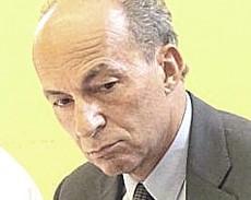 Sergio Venturi, assessore regionale in Emilia