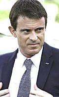 Il premier Manuel Valls