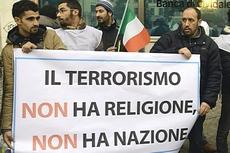 """""""Il terrorismo non ha religione"""""""