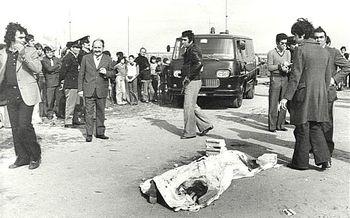 La morte di Pasolini