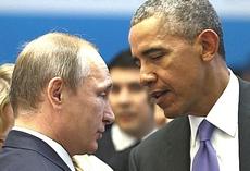 Putin e Obama al G20 di Antalya