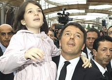 Renzi all'Expo