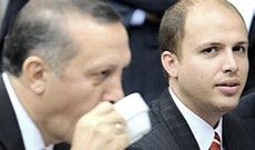 Bilal Erdogan col padre