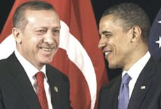 Erdogan e Obama