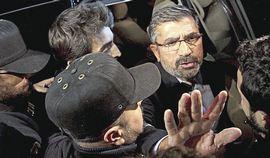 L'avvocato Tahir Elci, assassinato