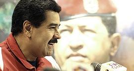 Maduro e Chavez