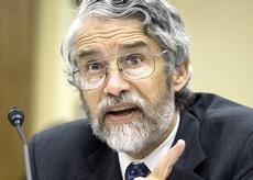 Il fisico John Holdren, consulente di Obama