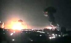 Belgrado bombardata