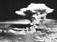Japan Bomb Victim