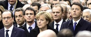 Renzi a Parigi
