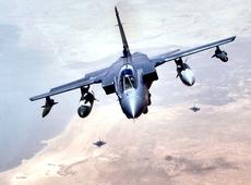 Tornado italiani sulla Libia