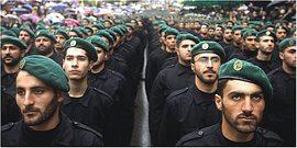 Le truppe di Hezbollah