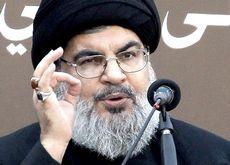 Hassan Nasrallah, leader di Hezbollah
